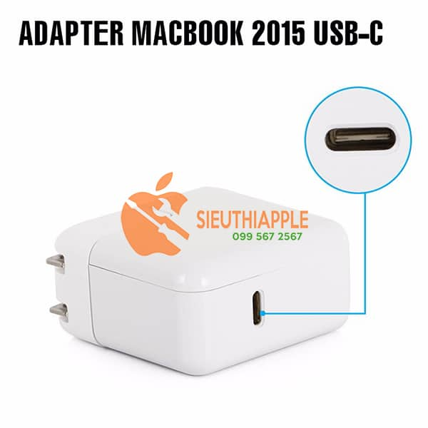 Sạc New Macbook 29w USB-C